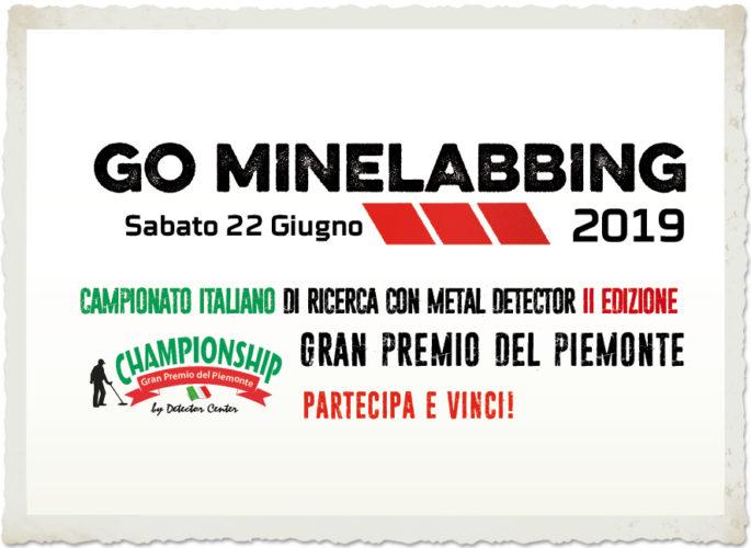 GO Minelabbing 2019 Italia